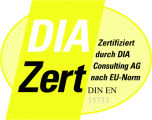 DIA Zert Geipel Immobilien Bad Orb und Alfeld