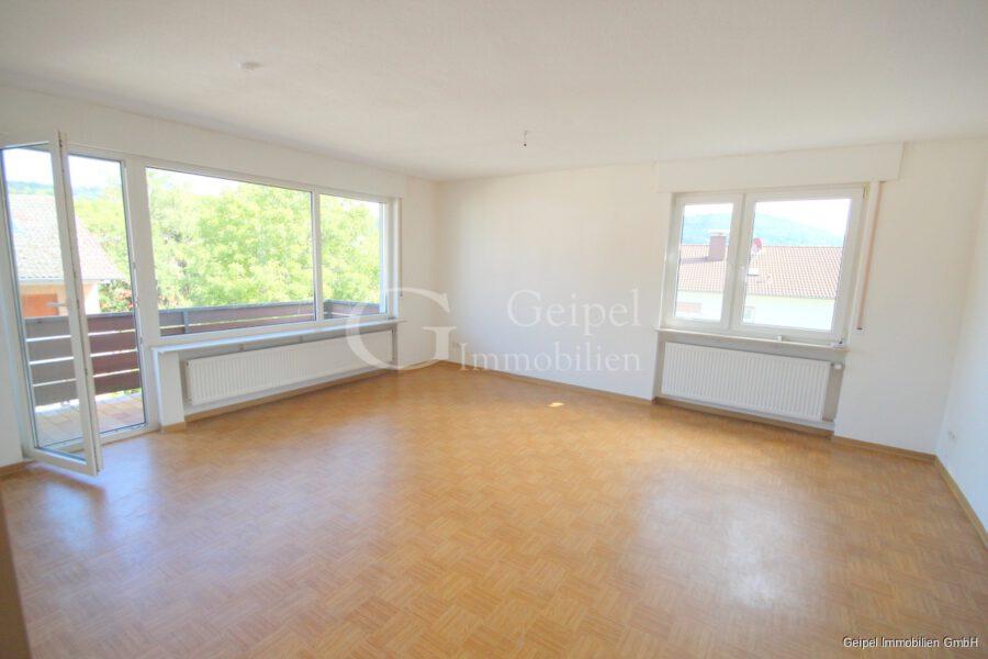 Vermietet - Wohnzimmer