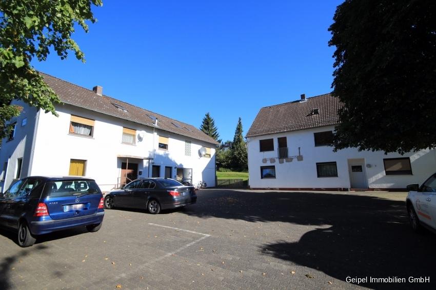 14 Wohnungen - Mehrfamilienhaus - Front