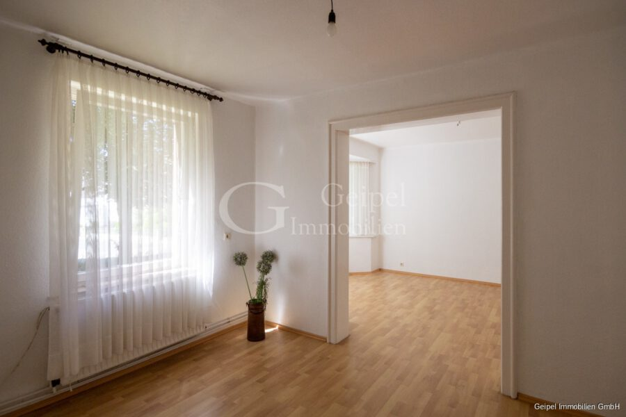 Erdgeschosswohnung! - EG - Wohnbereich