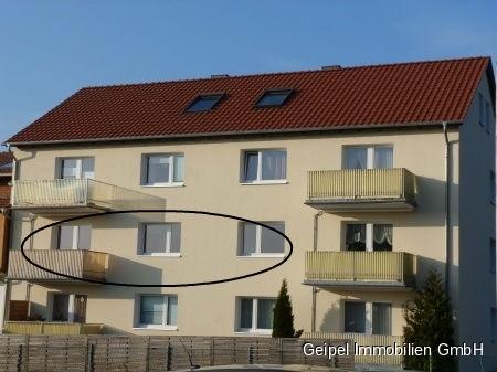 Mit Balkon und Einbauküche, 31061 Alfeld (Leine), Etagenwohnung