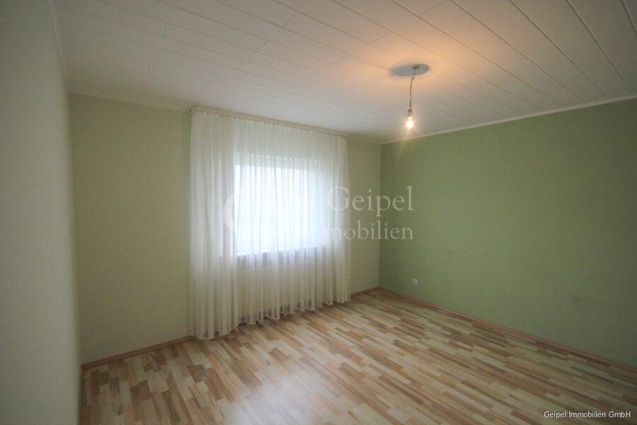 Haus zur Miete in Hasselroth - EG - Schlafzimmer
