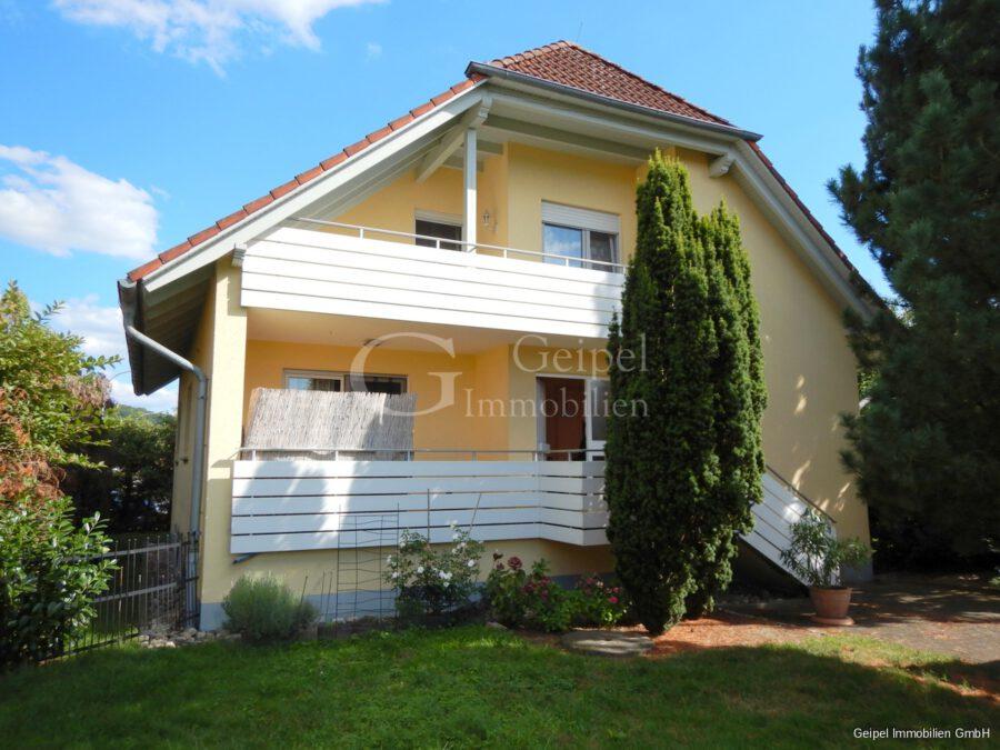 Haus zur Miete in Hasselroth - Frontansicht