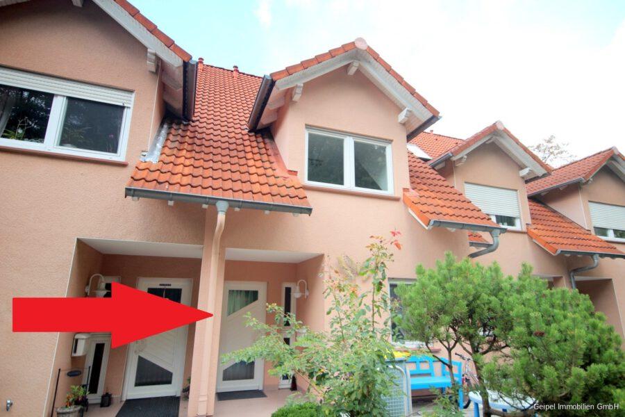 VERMIETET moderner Grundriss, 2 Balkone und Einbauküche - Eingang