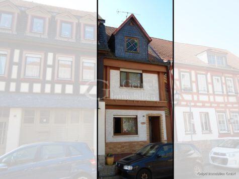 VERKAUFT, 63571 Gelnhausen, Einfamilienhaus