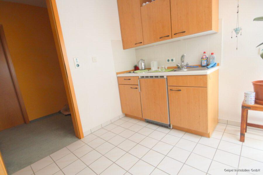 VERKAUFT Großes Einfamilienhaus ! - DG - Küche