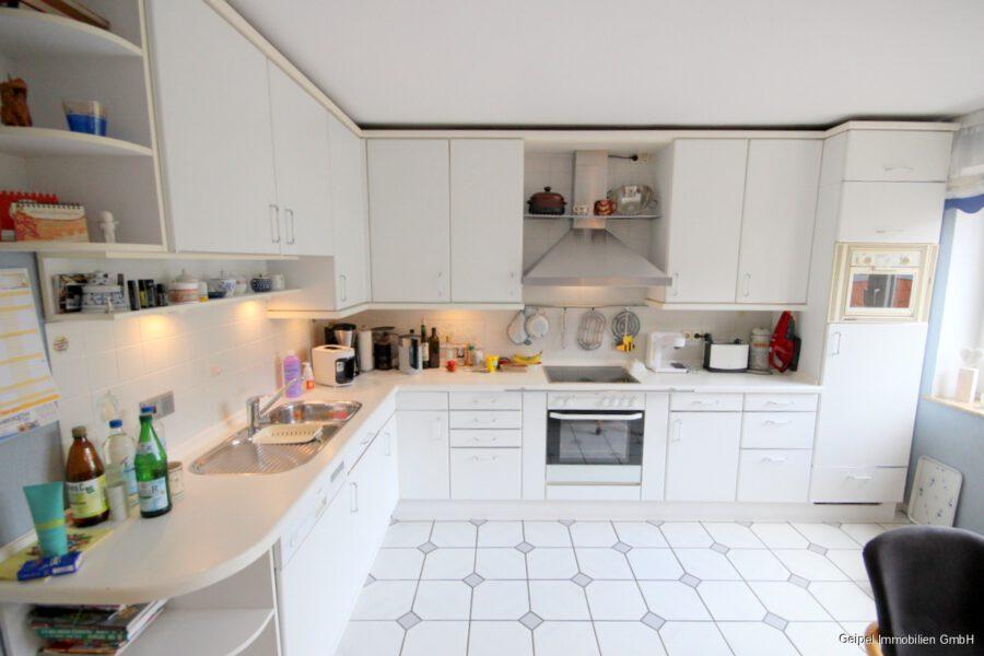 VERKAUFT Großes Einfamilienhaus ! - EG - Küche