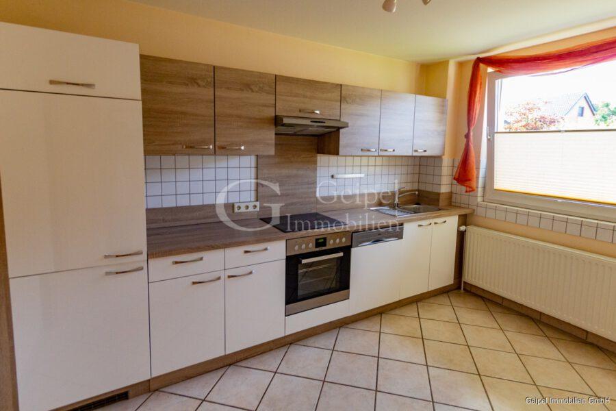 VERMIETET Einfamilienhaus mit Garten und Carport - Küche