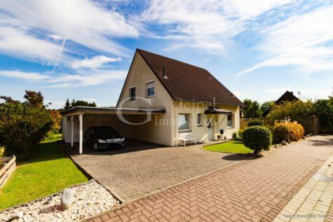 VERMIETET Einfamilienhaus mit Garten und Carport, 31061 Alfeld (Leine), Einfamilienhaus