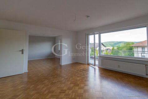 VERMIETET Terrassenwohnung mit Balkon, 63619 Bad Orb, Etagenwohnung