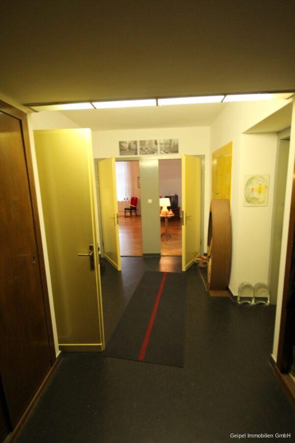 VERMIETET Die besondere Wohnung ! - Eingangsbereich Diele