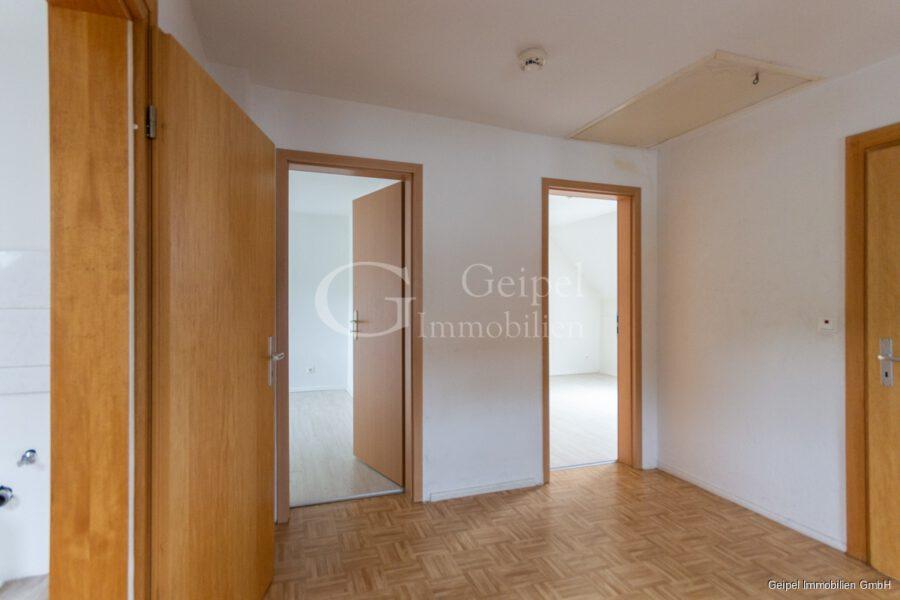 VERMIETET Perfekte Single Wohnung - Flur