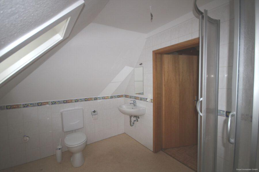 VERMIETET Perfekte Single Wohnung - Bad