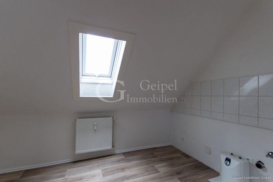 VERMIETET Perfekte Single Wohnung - Küche
