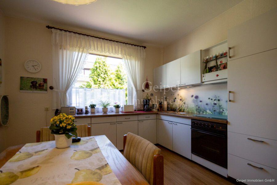 VERMIETET Wohnung mit Treppenlifter - OG - Küche
