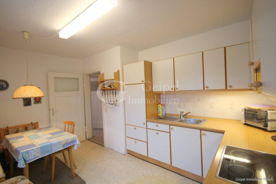 VERKAUFT Komplett möbliert - Küche