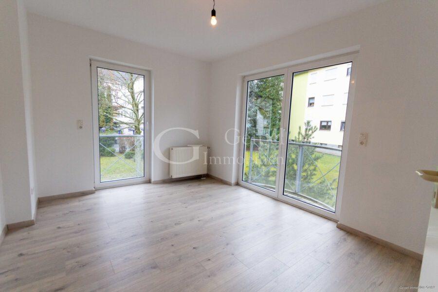 VERMIETET Neuer Fußboden - neues Bad - Schlafzimmer Bild 1