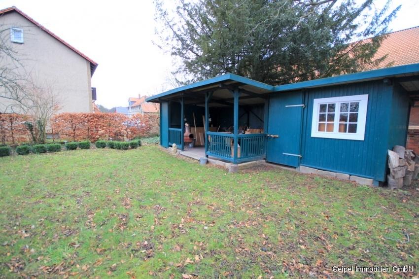 VERMIETET Stilvoll Wohnen - Gartenhaus