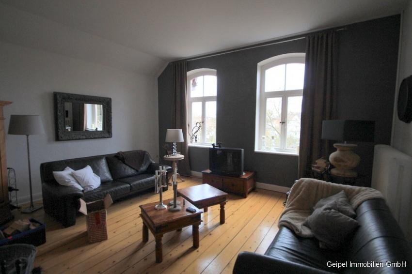 VERMIETET Stilvoll Wohnen - Wohnzimmer