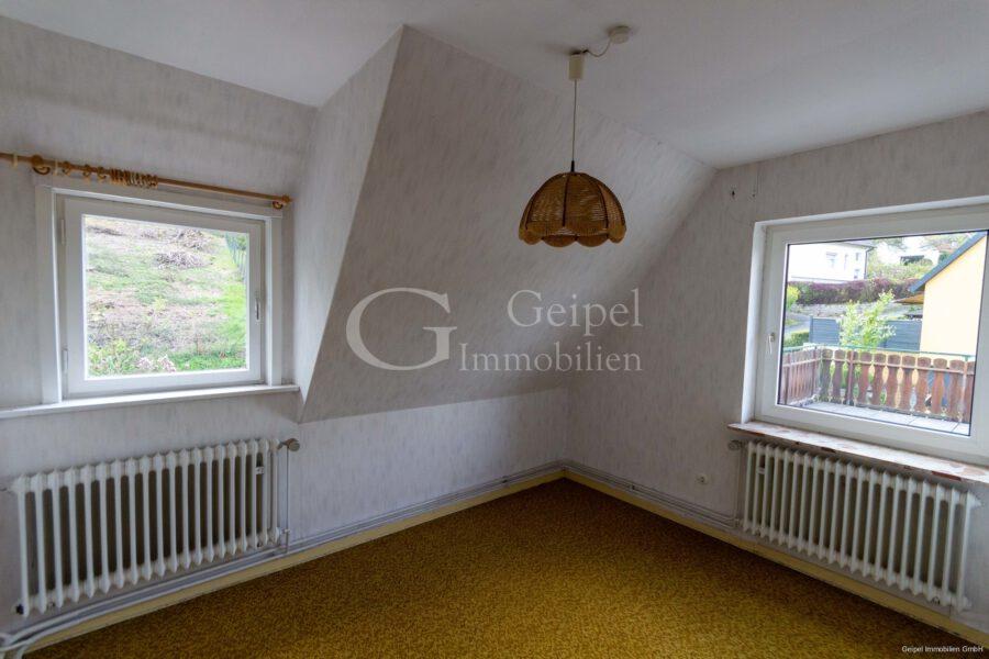 VERKAUFT Perfekt für 2 oder 3! - Zimmer im Dachgeschoss