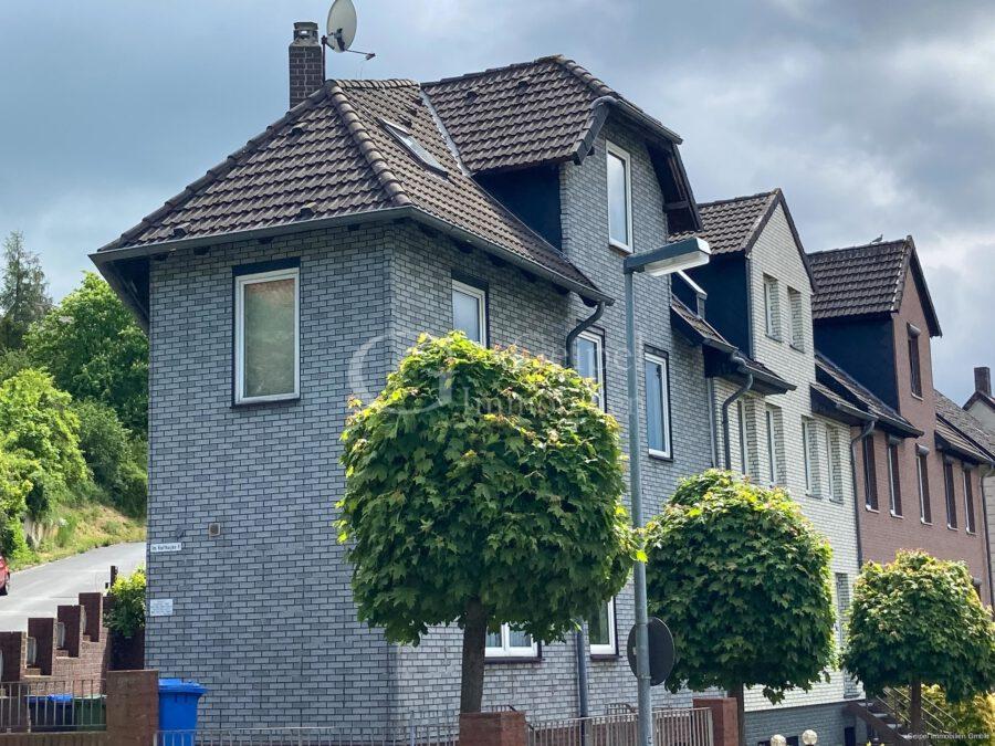 Ruckzuck in der Stadt - ohne Gartenarbeit - Eckansicht