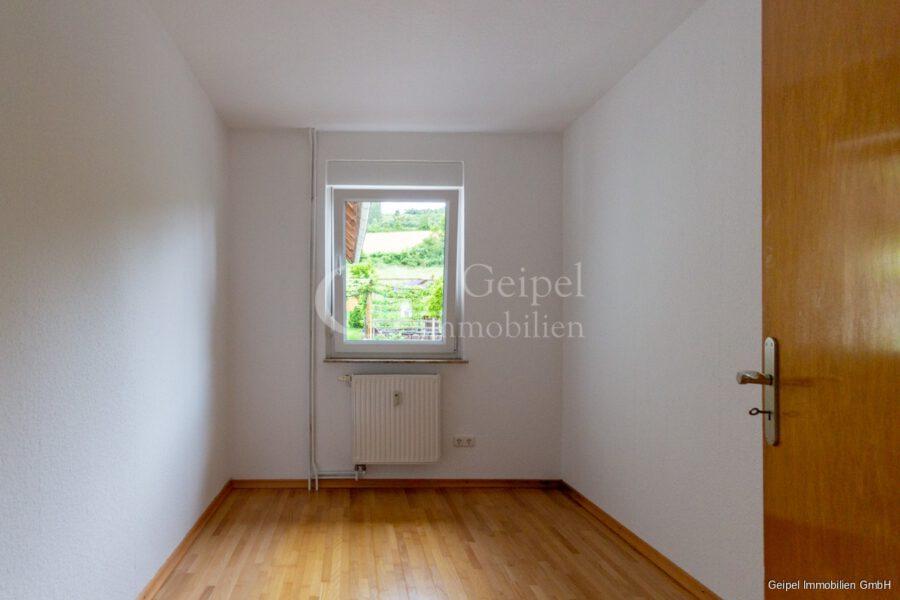 hochwertige Erdgeschosswohnung mit Terrasse - kleines Zimmer