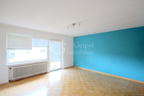 VERMIETET Mittendrin und trotzdem ruhig! mit Balkon und Einbauküche, 31061 Alfeld (Leine), Etagenwohnung