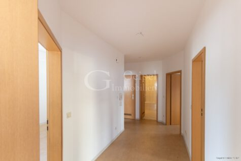VERMIETET Balkon, Fahrstuhl, Innenstadt, 63619 Bad Orb, Etagenwohnung