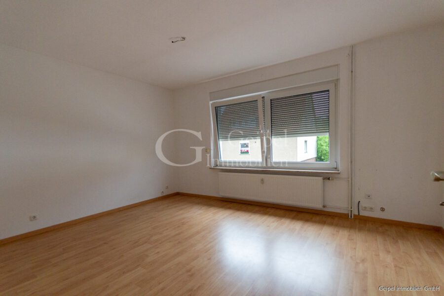 hochwertige Erdgeschosswohnung mit Terrasse - Schlafzimmer